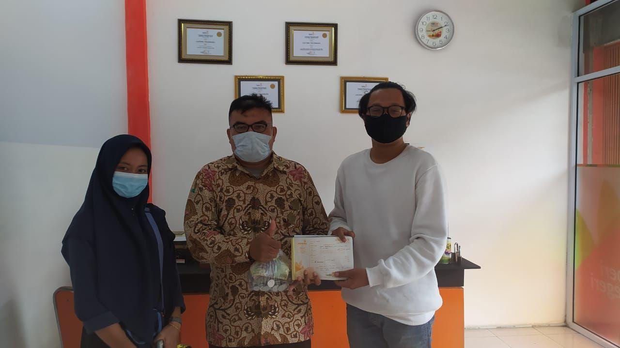 Cover Mahasiswa Universitas Muhammadiyah Riau Salurkan Bantuan Kemanusiaan ke Lazismu Pekanbaru