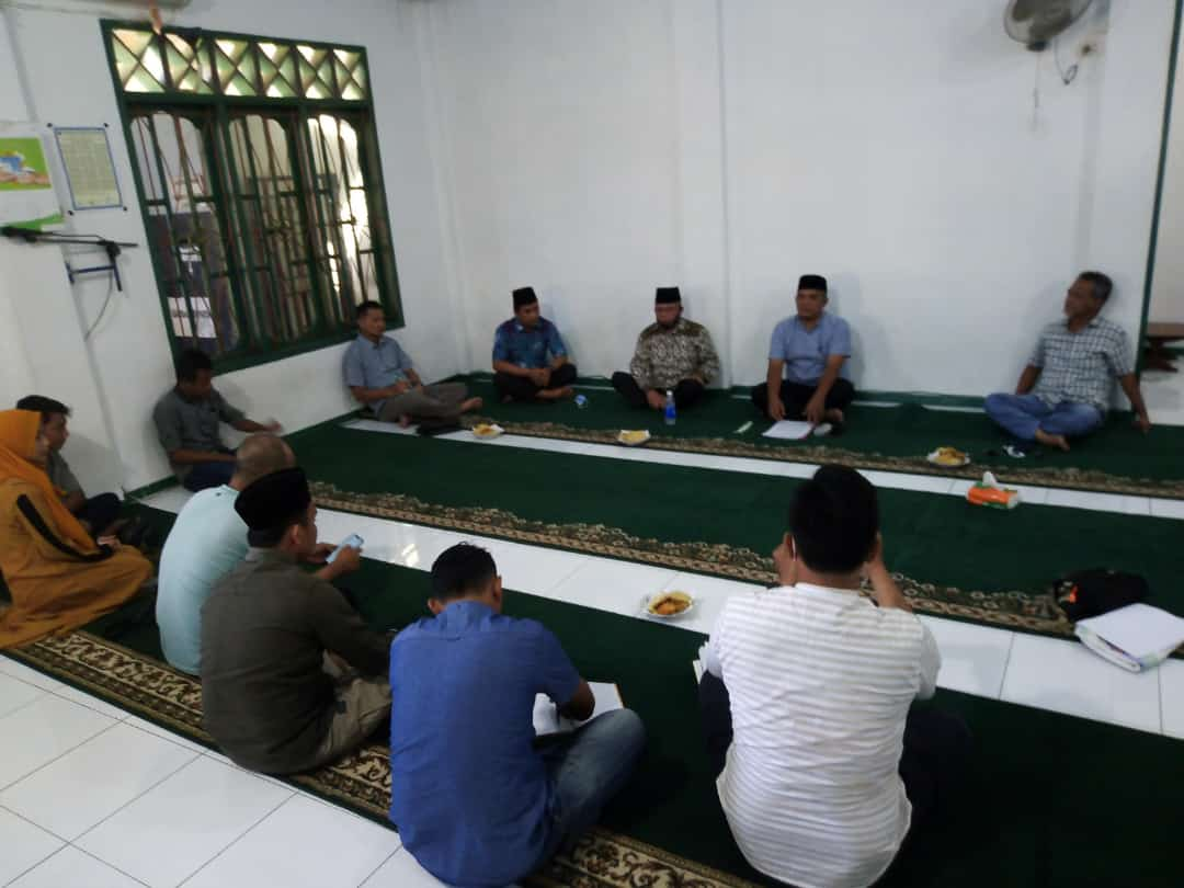 Cover Dirikan KL, Lazismu Sumatra Utara Gelar Konsolidasi